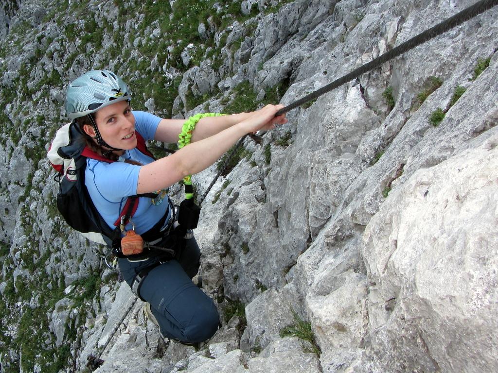 Klettersteig Wien Umgebung : Alpin programm