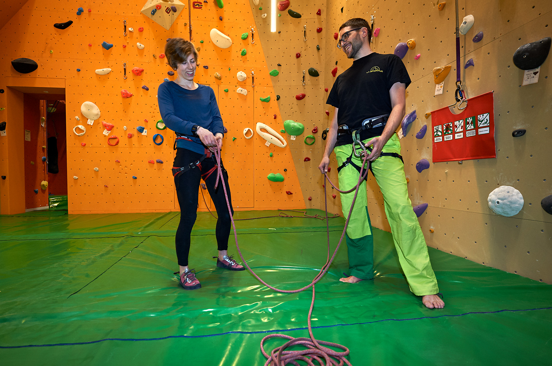 English Climbing Course - (ECC)