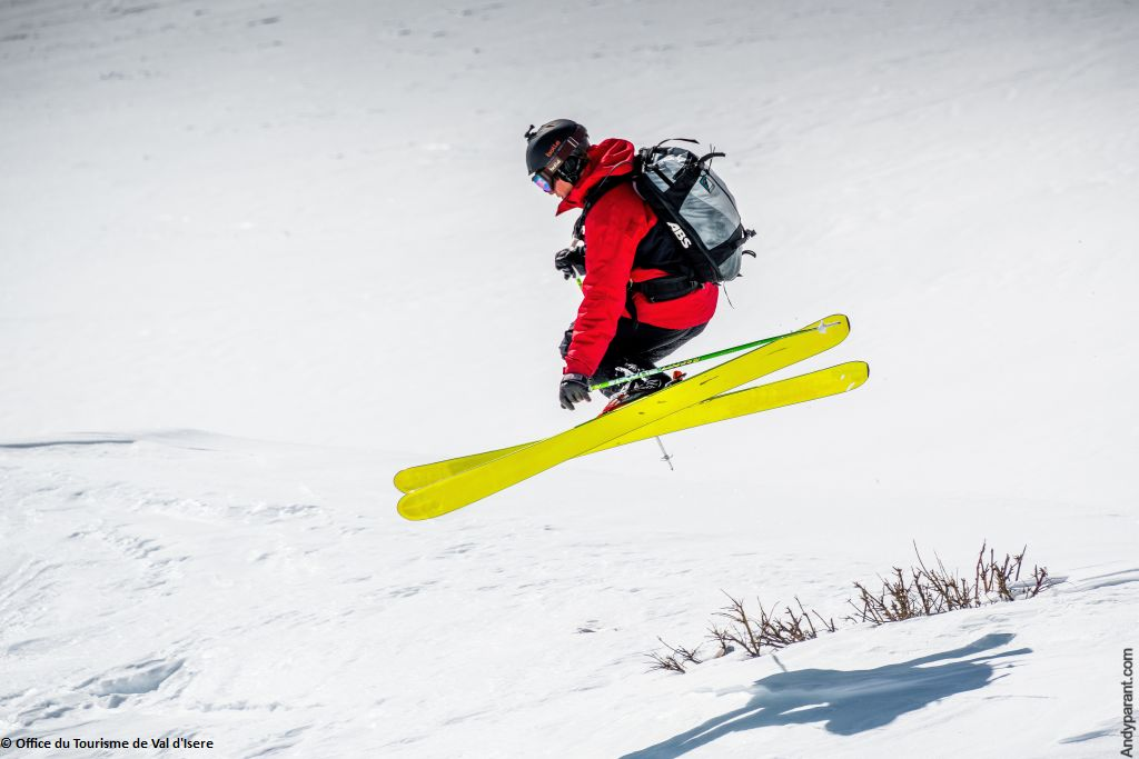 Powder Skicamp in Val d´Isere
