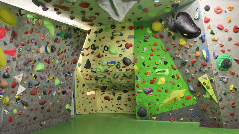 Bouldersessions Early Morning