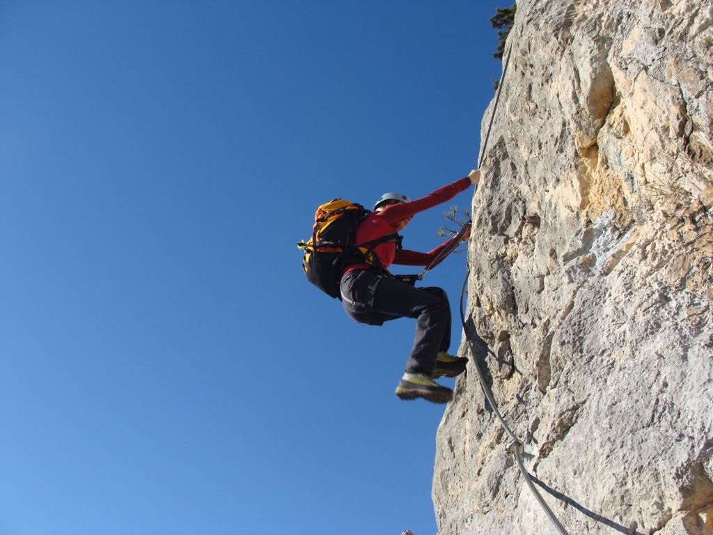 Klettersteigset Verleih Wien : Klettersteig führungen